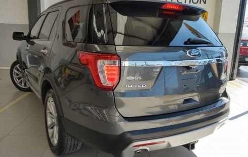 Ford Explorer 2017 5p Limited V6/3.5 Aut