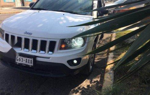 Jeep Compass standard factura agencia