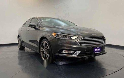 34609 - Ford Fusion 2017 Con Garantía At