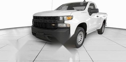 Chevrolet Silverado 2019 4.3 V6 1500 WT Cabina Re