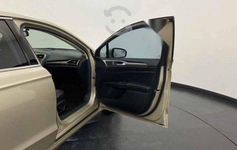 34031 - Ford Fusion 2017 Con Garantía At