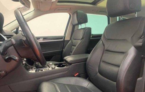 Volkswagen Touareg 2016 5p Hibrido V6/3.0 y 24Volt