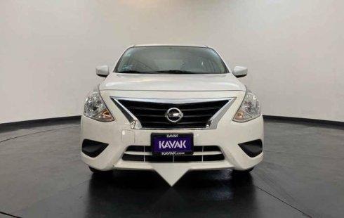 34793 - Nissan Versa 2018 Con Garantía Mt