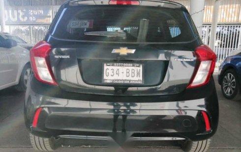 Chevrolet Spark 2019 5p LTZ L4/1.4 Man