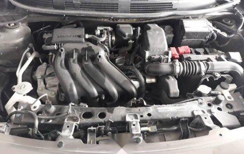 Nissan Versa 2019 1.6 Sense Mt