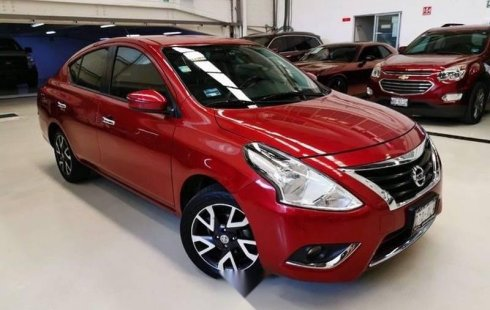 Nissan Versa 2017 1.6 Exclusive Navi At