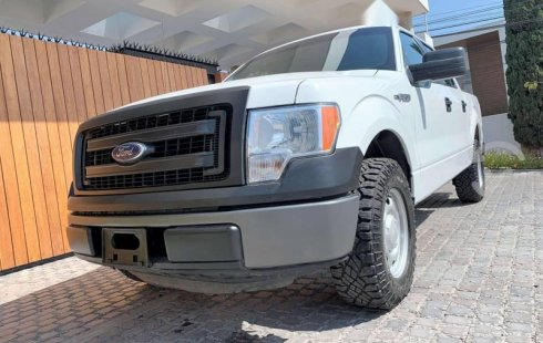 FORD F-150 DOBLE CABINA 4X2 2014