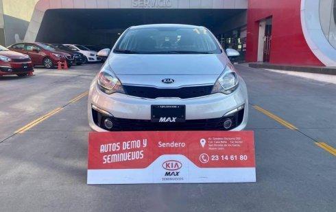 Kia Rio 2017 1.6 Sedan EX Mt