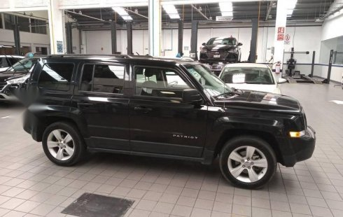 Jeep Patriot 2016 2.4 Latitud 4x2 Cvt