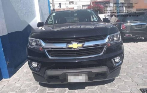 Chevrolet colorado 4x4 aut 6 cil tela 2016