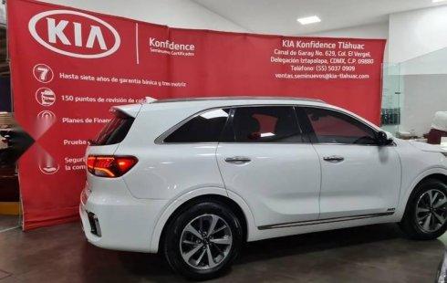Kia Sorento 2019 3.3 V6 SXL Piel 7 Pasajeros AWD