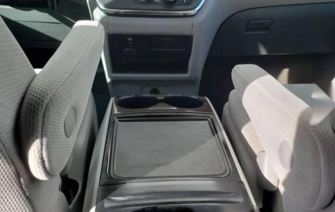 Toyota Sienna 2017 3.5 Xle Tela At