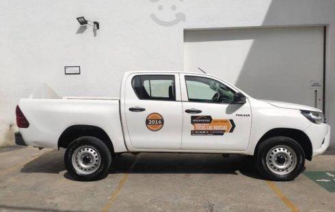 Toyota Hilux 2016 2.7 Cabina Doble Base Mt