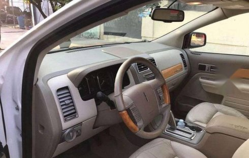Lincoln MKX 2007 versión de lujo