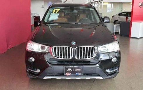 BMW X3 2017 5p sDrive 28i X Line L4/2.0/T Aut