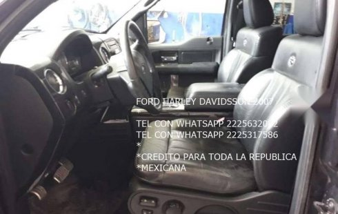 Ford lobo harley davidsson 2007 *HAY CREDITO