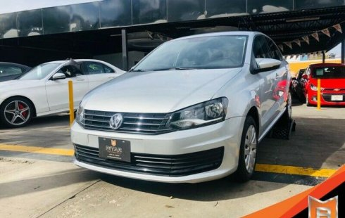 VOLKSWAGEN VENTO STARLINE PLATA RE-FLEX 2018