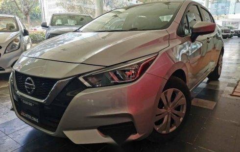 Nissan Versa 2020 4p Sense L4/1.6 Man