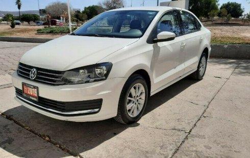 Volkswagen Vento Comfortline Automático 2019 a Gasolina, 4 Cil. Aire Ac., Bluetooth USB Aux., Crédit