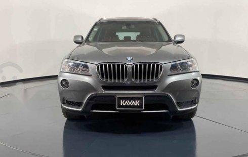 36475 - BMW X3 2013 Con Garantía At