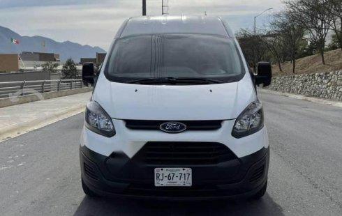 Ford Transit Custom Van Larga 2.2 Diesel 2015