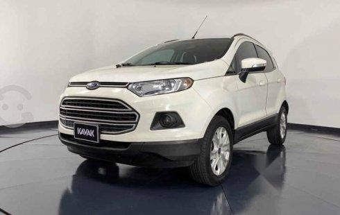 37149 - Ford Eco Sport 2017 Con Garantía At