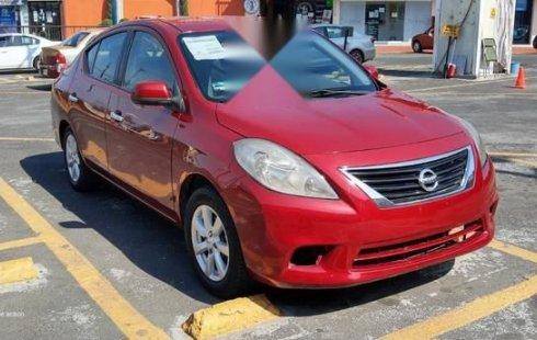 Nissan Versa Sense 2013