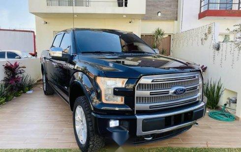 Ford Lobo Platinum 2015 4x4 un dueño