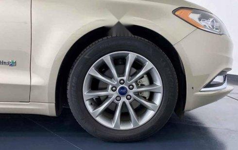 37115 - Ford Fusion 2017 Con Garantía At