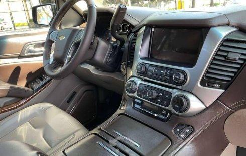 Chevrolet Tahoe 2015 Ltz Unico Dueño Factura Origi