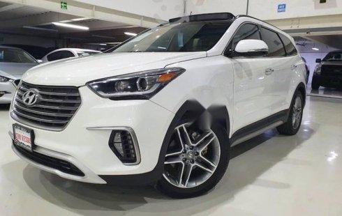 Hyundai Santa Fe 2018 3.3 Limited Tech At
