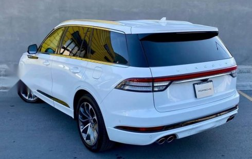 Lincoln Aviator 2020 3.0 V6 Grand Touring Híbrido