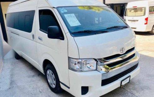Toyota Hiace 2015 5p L4/2.7 Man 15/Pas
