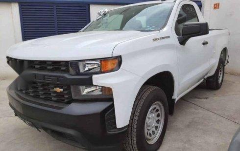 Chevrolet Silverado 2020 2p 1500 WT CR 4x2 A