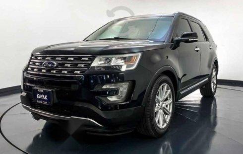 24329 - Ford Explorer 2017 Con Garantía At