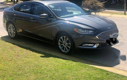 FORD FUSION 2.5 SE ADVANCE 1 SOLO DUEÑO
