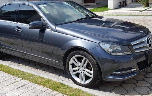 Mercedes-Benz Clase C200 CGI Sport 2013 - 51,000 kms