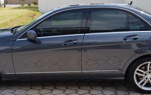 Mercedes Benz Clase C200 CGI Sport 2013 - 51,000 kms