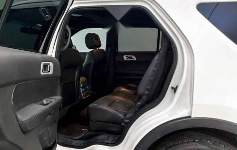 31354 - Ford Explorer 2016 Con Garantía At