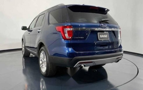 37469 - Ford Explorer 2016 Con Garantía At
