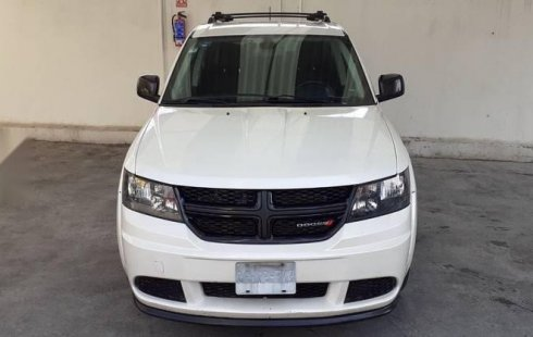 Dodge Journey 2018 2.4 SE 7 Pasajeros At