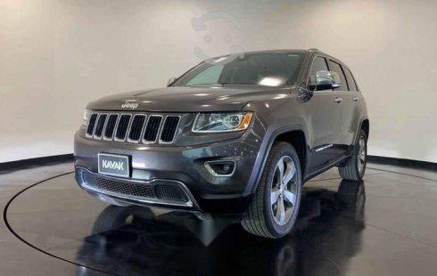 37203 - Jeep Grand Cherokee 2015 Con Garantía At