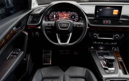 Audi Q5 2018 2.0 L4 Elite S-Tronic At