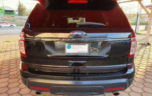 Ford Explorer XLT 2014