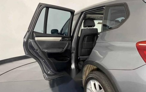 37264 - BMW X3 2012 Con Garantía At
