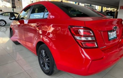 Chevrolet Sonic 2017 1.6 Lt At Sedán
