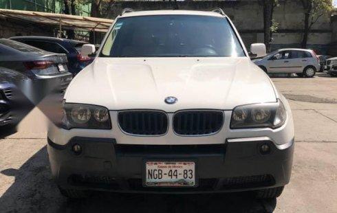 Camioneta BMW .X3 modelo 2006