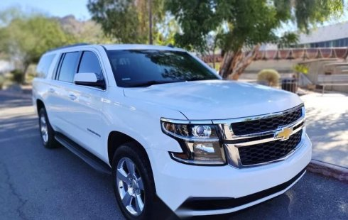 Chevrolet Suburban 2015 5.3 V8 LT Piel At