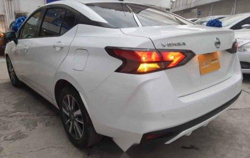 Nissan Versa 2020 4p Advance L4/1.6 Aut