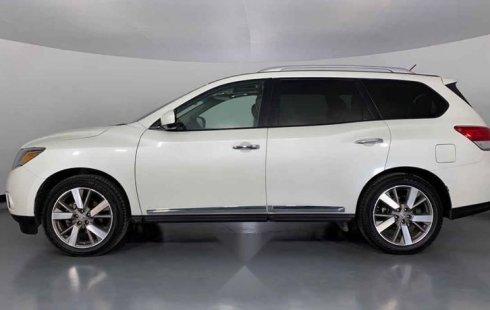 37445 - Nissan Pathfinder 2015 Con Garantía At